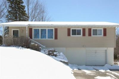Mayville Single Family Home Active Contingent With Offer: 821 Meadow #LN