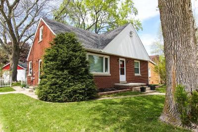 Milwaukee County Single Family Home For Sale: 3425 N 80th St