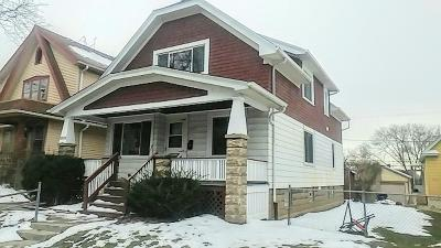 Milwaukee County Two Family Home For Sale: 2571 S Austin St #2571A
