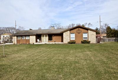 Pewaukee Single Family Home For Sale: W226n3991 Country Ln