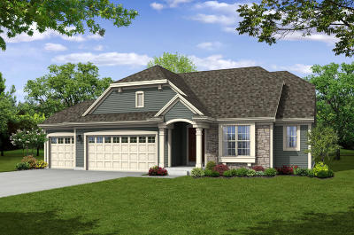 Port Washington Single Family Home For Sale: 333 Blazing Star Cir