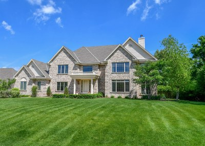 Pewaukee Single Family Home For Sale: N18w29534 Crooked Creek Rd