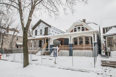 Milwaukee Single Family Home For Sale: 1923 N 2nd St