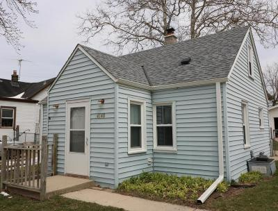 Milwaukee County Single Family Home For Sale: 4140 S 10th St