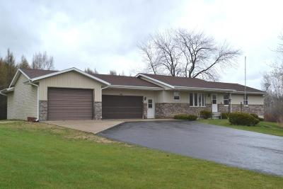 West Bend Single Family Home Active Contingent With Offer: 2154 Sandy Knoll Ct