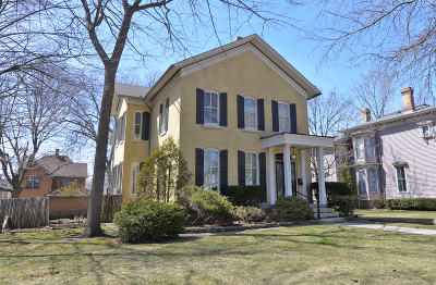 Racine County Single Family Home For Sale: 1632 College Ave