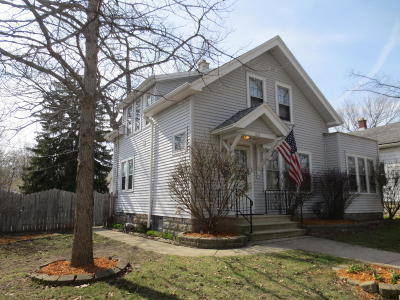 Milwaukee Single Family Home For Sale: 221 S 66th St