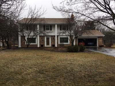 Mequon Single Family Home Active Contingent With Offer: 724 W San Jose Ln