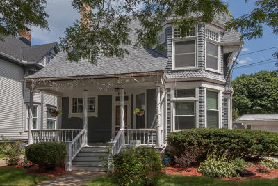 Racine County Single Family Home For Sale: 1641 Wisconsin Ave