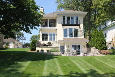 Pewaukee Single Family Home For Sale: N37w26875 Kopmeier Dr