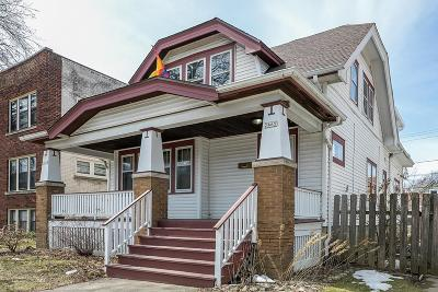 Milwaukee Two Family Home For Sale: 2465 N Humboldt Blvd #A