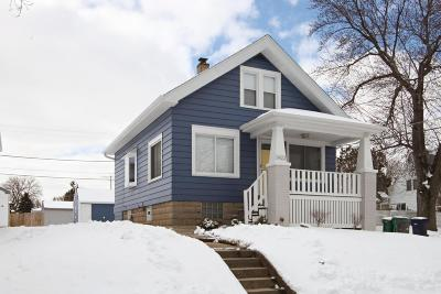 Saint Francis WI Single Family Home For Sale: $199,000