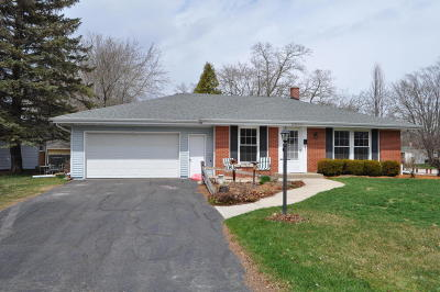 Menomonee Falls Single Family Home Active Contingent With Offer: N87w18140 W Queensway St