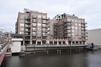 Condo/Townhouse For Sale: 102 N Water St #205