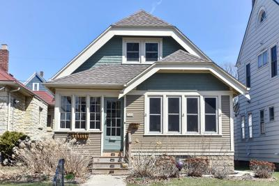 Milwaukee Single Family Home For Sale: 3140 S Illinois Ave