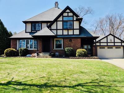 Brookfield Single Family Home Active Contingent With Offer: 3585 Fiebrantz Dr
