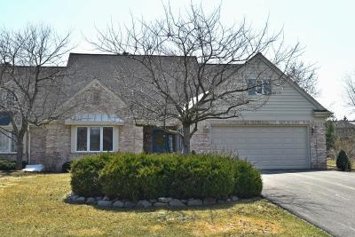 Mequon Condo/Townhouse Active Contingent With Offer: 2621 W Lake Forest Ct