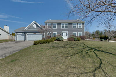 Pleasant Prairie Single Family Home Active Contingent With Offer: 11257 42nd Ave