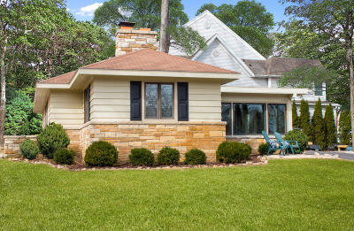 Fontana Single Family Home Active Contingent With Offer: N1603 Shore Hvn