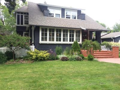 Jefferson Single Family Home Active Contingent With Offer: 507 E Linden Dr