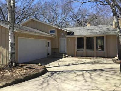 Pleasant Prairie Single Family Home Active Contingent With Offer: 8604 2nd Ave