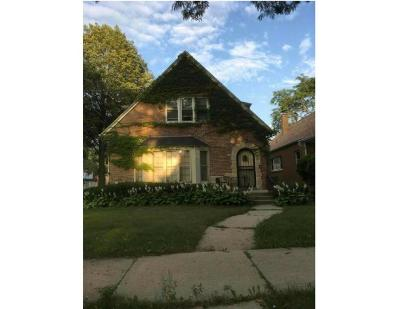 Milwaukee Two Family Home For Sale: 3290 N 53rd St #3292