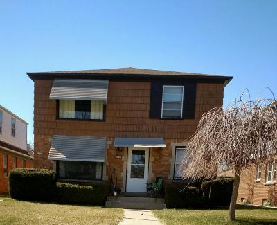 Milwaukee Two Family Home For Sale: 4057 N 84th St #4059