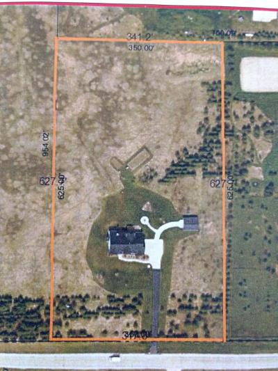 Washington County Single Family Home Active Contingent With Offer: N136w14182 Bonniwell Rd