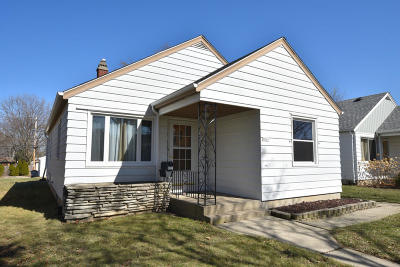 Milwaukee Single Family Home For Sale: 3814 N 81st St