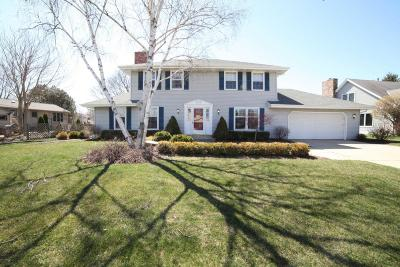 Franklin Single Family Home Active Contingent With Offer: 7521 S 82nd St
