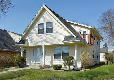 West Allis Two Family Home Active Contingent With Offer: 2525 S 60th St #2527