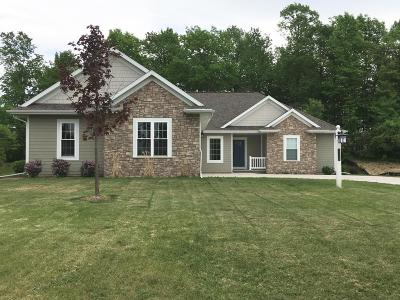 Jackson WI Single Family Home Active Contingent With Offer: $379,900
