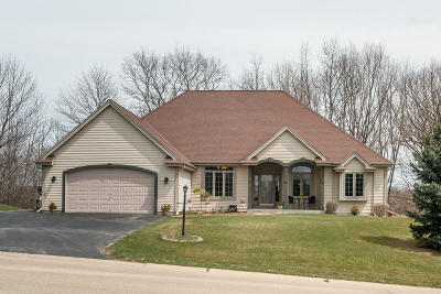 Sussex Single Family Home Active Contingent With Offer: W233n6730 Nancy Dr