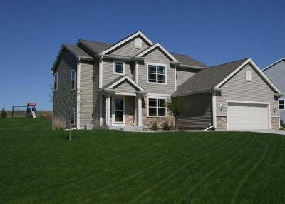 Jackson WI Single Family Home Active Contingent With Offer: $349,900
