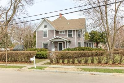 Cambridge Single Family Home For Sale: 214 E North St