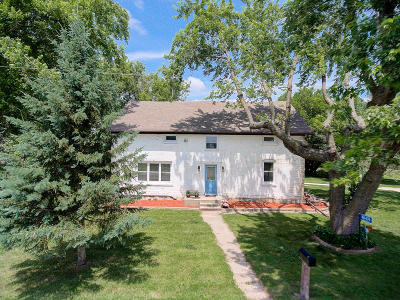 Mayville Single Family Home Active Contingent With Offer: W1474 Hochheim Rd