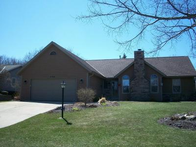 Franklin Single Family Home Active Contingent With Offer: 7733 W Lake Pointe Dr