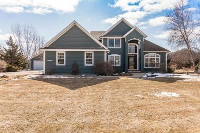 Hartland Single Family Home Active Contingent With Offer: W287n6874 Rock Ridge Way