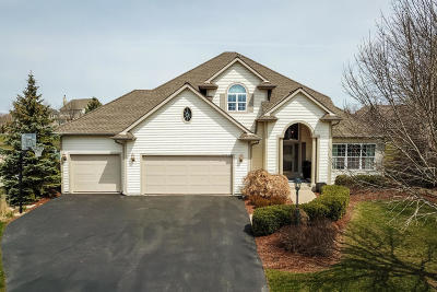 Muskego Single Family Home Active Contingent With Offer: S97w13150 Champions Dr