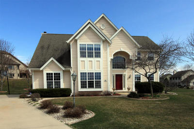 Muskego Single Family Home Active Contingent With Offer: S95w12951 Harry Vardon Ct