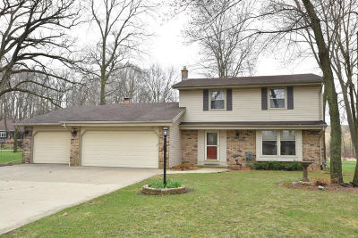 Mayville Single Family Home Active Contingent With Offer: 610 River Dr