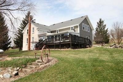 Richfield Single Family Home Active Contingent With Offer: 2290 Hillside Rd.