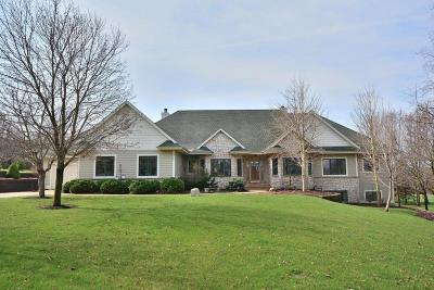 Hartland Single Family Home Active Contingent With Offer: N61w29339 Rybeck Rd