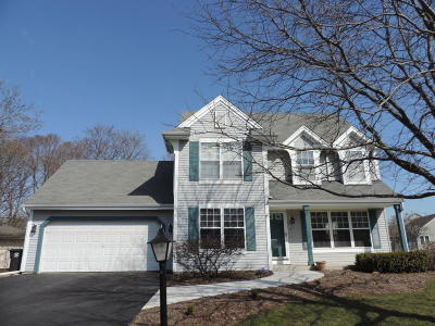 Menomonee Falls Single Family Home Active Contingent With Offer: N88w18182 Duke St