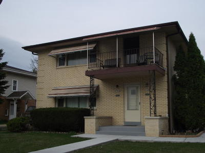 West Allis Two Family Home Active Contingent With Offer: 2946 S 84th St #2948