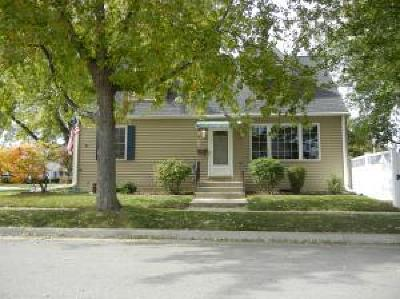 Single Family Home Active Contingent With Offer: 7428 33rd Ave
