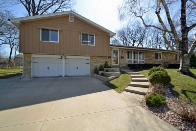 West Allis Single Family Home Active Contingent With Offer: 2038 S 104th St