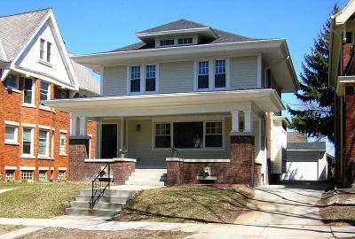 Milwaukee Single Family Home Active Contingent With Offer: 1932 N 48th St