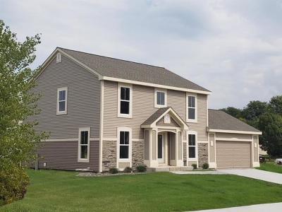 Hartford Single Family Home For Sale: 750 Aspen Dr