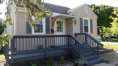 Fort Atkinson Single Family Home Active Contingent With Offer: 300 Roosevelt St